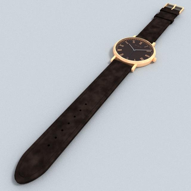 Watch model#01