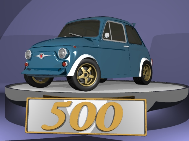 レーシング500