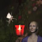 fairyと ろうそくの明かり
