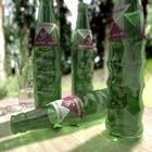 瓶とコップ