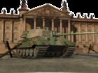 タイガー戦車とドイツ国会議事堂