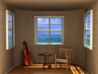 海辺の小部屋
