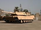 M1A2 in desert
