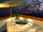 リゾートホテルの浴室