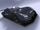 NISSAN GTR Super GT 2008