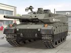 J.G.S.D.F Prototype Tank TK-X
