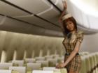 エアバス客室乗務員