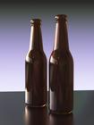ビール瓶のHDRI
